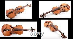 Authentic Old/ Vintage/ Antique 4/4 Master German Violon & Casetop Qualityvideo