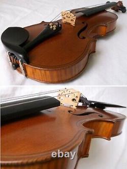 Beautiful Old Allemand Maggini Violin Voir La Vidéo Rare Antique 153