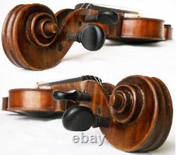 Beautiful Old German Maggini Violin Voir La Vidéo Rare Antique 211