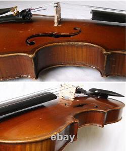Beautiful Old Maggini Violin A. Sandner Antique Voir La Vidéo 125