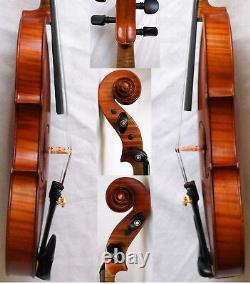 Beautiful Old Maggini Violin Kopp Bros Antique Voir La Vidéo 136