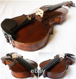 Beautiful Rare Old Da Salo Violin Antique Vidéo 179