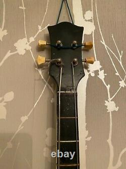 Cremona Violin Bass Guitar Kremona Vintage Et Rare De 1960