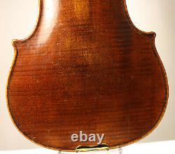 Écoutez La Video! Antique 150+ Vieux Violon Bohème Après Gasparo Da Salo