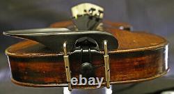 Écoutez La Vidéo! Violon Germano-bohème De Joseph Kratschmann, Vers 1845