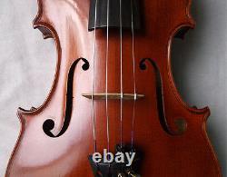 Fine Old Allemand Master Violin L. Closner 1975 -vidéo- Antique 965