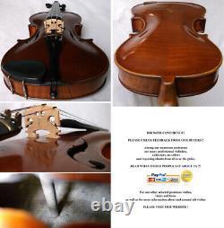 Fine Old Allemand Violin Vers 1930 Vidéo Antique Master 097