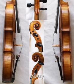 Fine Old French Master Violin Paris 1820 -vidéo- Antique 287