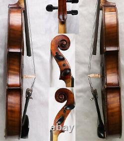 Fine Old French Stradiuarius Violin -vidéo- Antique Master 264