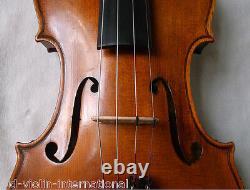 Fine Old German Master Violin Max Koenig 1926 Vidéo Antique 905