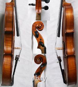 Fine Old German Violin Labellisé J. Kloz Video Antique 271