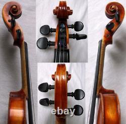 Fine Old German Violin Voir Video Antique Rare Violino 523