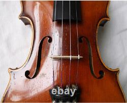 Fine Old Violin 1930 Voir Video Antique Violino Master 175