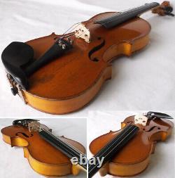 Fine Violin Français Vers 1930 Vidéo Anticique Master 255