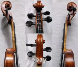Intéressant Ailleurs 4/4 Violin Voir Vidéo Antique Violino 091