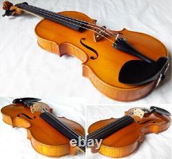 Old Allemand Master Violin E. H. Roth 1961 Vidéo Antique 327
