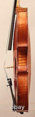 Old, Antique, Vintage Violin De Mark Laberte France Vers 1920