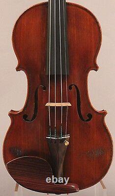Old, Antique, Vintage Violin Lafleur À Paris Original Label