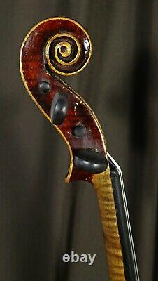 Old German- Bohemian Violin-listen To Video! Modèle Stainer, Circa 1900