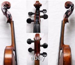 Old German Master 18th C Violin Widhalm 1781- Vidéo Antique 185