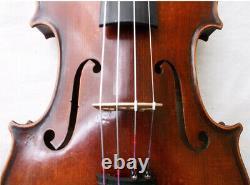 Old German Master Violin Heinel 1921 - Voir Vidéo Antique Rare 219