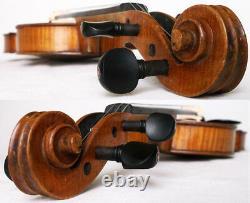 Old German Master Violin Josef Kahler Voir Vidéo Antique 162