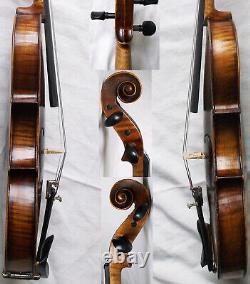 Old German Stradiuarius Violin 1920 /30 Vidéo Antique Rare 310