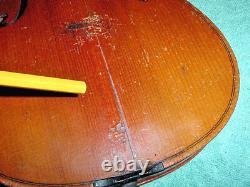 Old Vintage Violin Stradivarius Fin 19ème Début 20ème