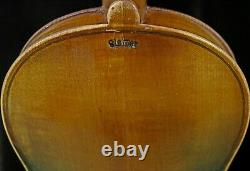 Old Violin De Juraj Berghuber, Circa 1900 -écoutez La Vidéo
