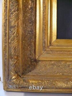 Peinture À L'huile Originale Filles Au Piano Avec Violon Sur Toile Peint À La Main Encadré