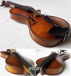 Rare Old Gusetto Violin Vidéo Antique Allemand Guseto 247