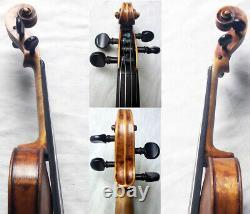 Rare Old Gusetto Violin Vidéo Antique Master Guseto 333