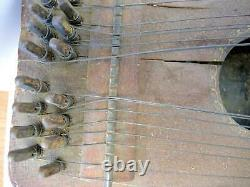 Rare Vintage Violon Ukelin Zither