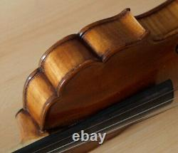 Très Vieux Violon Vintage Étiqueté Castelli Violon Geige