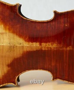 Très Vieux Violon Vintage Labellisé Stefano Scarampella Geige 1174