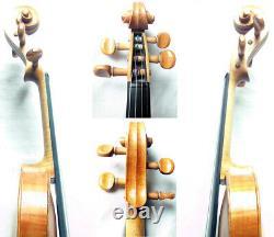 Vieux Timbre De Violon Allemand Steiner Voir La Vidéo Antique Rare 349