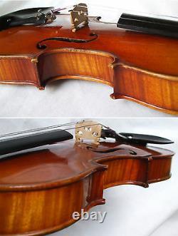 Vieux Violon Allemand Neuner & Hornsteiner Vidéo Antique Master 803