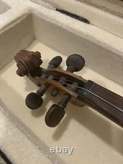 Vieux Violon Antique De Cru