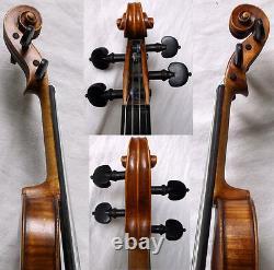 Vieux Violon Tchèque Alois Mach 1930 S Video Antique Violino 538