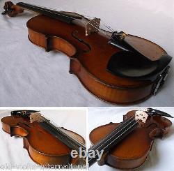 Vieux Violon Tchèque Maggini Violino Antique -voir Video Master 767