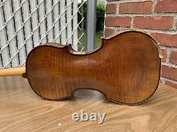 Vintage 16 Antique Viola 4/4 Violon Américain 1980