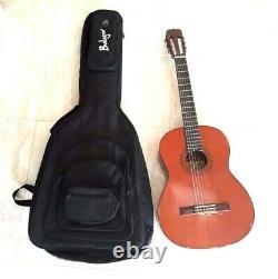Vintage Suzuki Guitar Acoustic S Kiso String Violon Guitare Classique Japon
