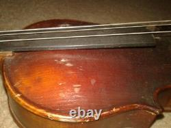 Vintage Very Antique Old Violin 4/4