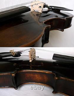 Violine Allemande Fine Altrichter 1911 - Voir Vidéo Antique Rare 580