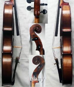 Violine Fine Old Francais Stradiuarius -vidéo- Anticique Master 332