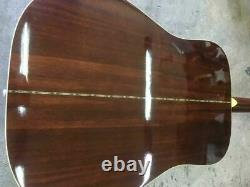 Violon Suzuki Trois S Sw200 Vintage 6 String Guitare Acoustique Naturelle Fabriquée Au Japon