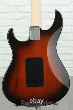 Yamaha Pac012dlx Pacifica Electric Guitar Old Violin Sunburst