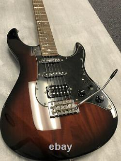 Yamaha Pacifica Pac012dlx Guitare Électrique Old Violon Sunburst