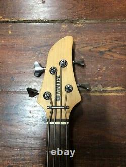 Yamaha Trbx174 Guitare Basse Électrique Old Violon Sunburst